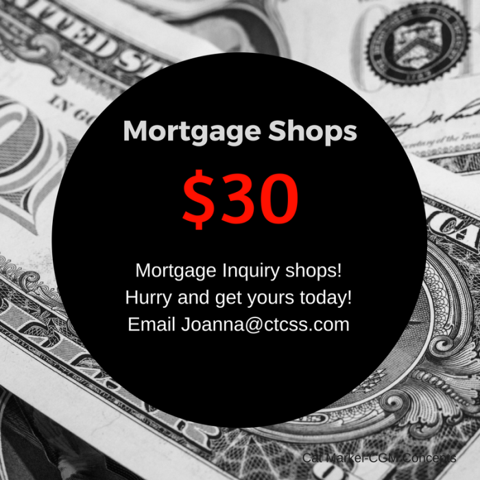 mortgage shops
